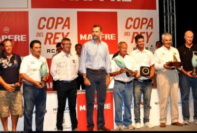 32ª COPA DEL REY MAPFRE DE VELA. JORNADA DE CLAUSURA