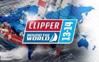 CLIPPER RTW 2013-2014. SALIDA SEGUNDA ETAPA