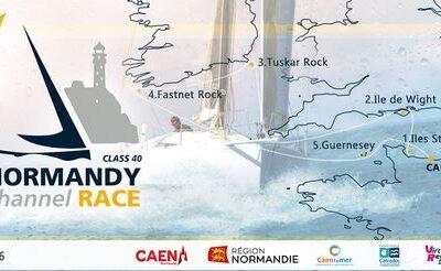 ARRANCA LA NORMANDY CHANNEL RACE