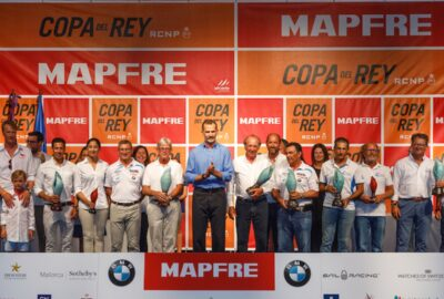 36ª COPA DEL REY MAPFRE DE VELA. INTENSA Y EMOCIONANTE JORNADA FINAL