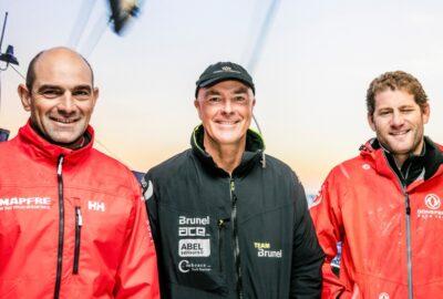VOLVO OCEAN RACE 2017-18. TRES PATRONES EN BUSCA DE UN TÍTULO