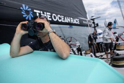 THE OCEAN RACE EUROPE. GRAN IGUALDAD TRAS LA PRIMER ANOCHE