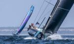 THE OCEAN RACE EUROPE. LA MIRPURI...